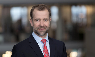 Matthias Graulich, Member of the Eurex Clearing Executive Board